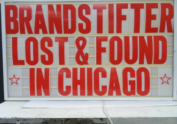 lost        & found asphaltbibliotheque chicago