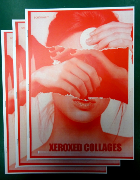 xeroxed        collages
