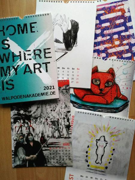 Walpodenkalender